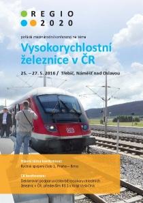 Vysokorychlostní železnice v ČR